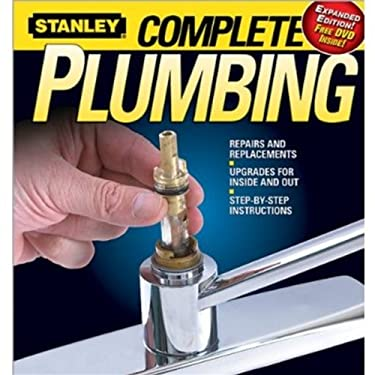 Stanley Complete Plumbing [With DVD] 9780696237119