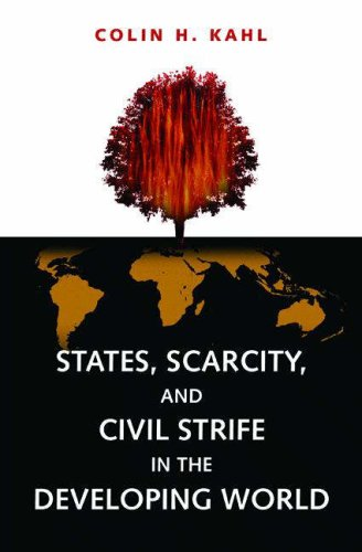 States, Scarcity, and Civil Strife in the Developing World 9780691124063