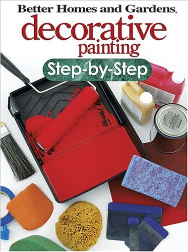 Step-By-Step Decorative Painting 9780696225475