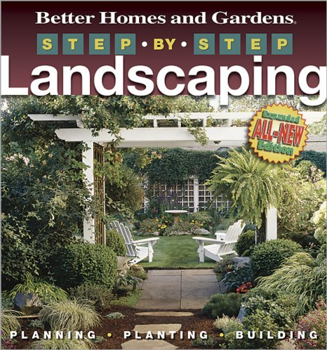 Step-By-Step Landscaping 9780696230820