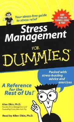 Stress Management for Dummies: Stress Management for Dummies 9780694522200