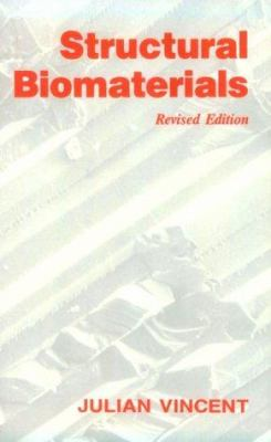 Structural Biomaterials 9780691085586