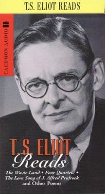 T.S. Eliot Reads: T.S. Eliot Reads 9780694522767