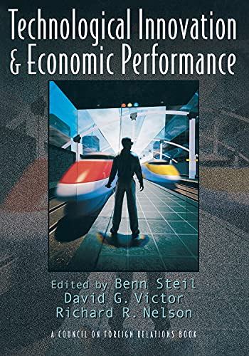 Technological Innovation and Economic Performance 9780691090917
