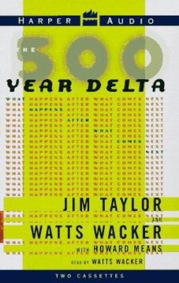 The 500 Year Delta: The 500 Year Delta 9780694518609