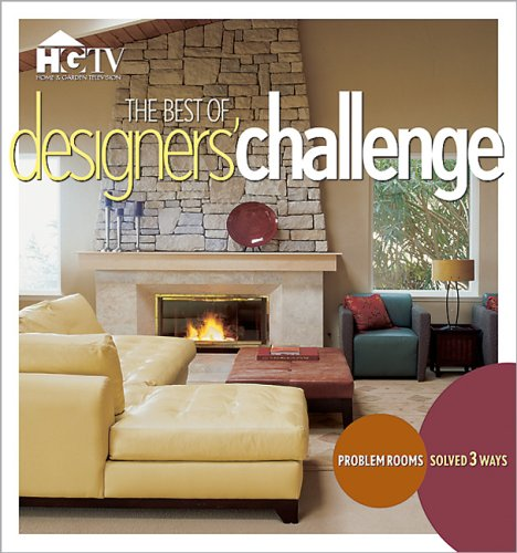 The Best of Designers' Challenge: Problem Rooms Solved 3 Ways 9780696221361