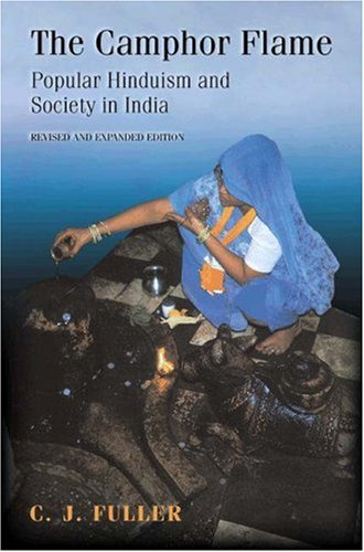 The Camphor Flame: Popular Hinduism and Society in India 9780691120485