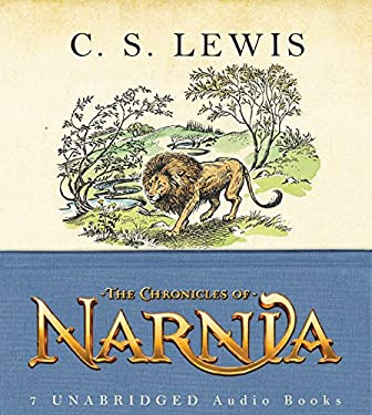 The Chronicles of Narnia CD Box Set: The Chronicles of Narnia CD Box Set 9780694524754