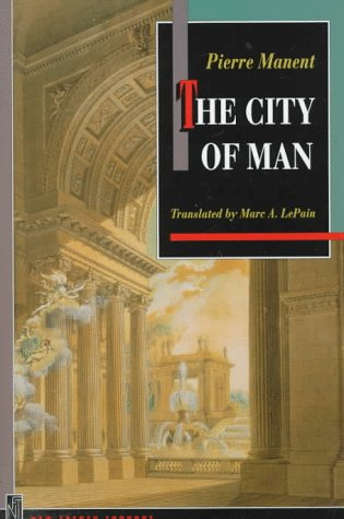 The City of Man 9780691011448