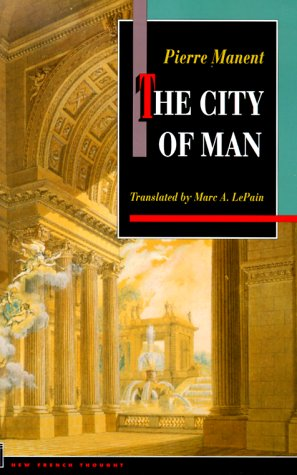 The City of Man 9780691050256