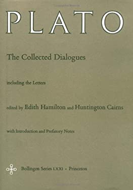 Collected Dialogues of Plato : Including the Letters