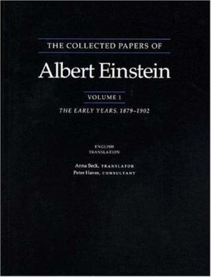 The Collected Papers of Albert Einstein 9780691084633