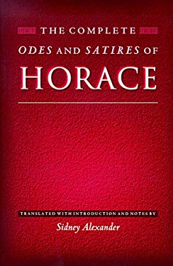 The Complete Odes and Satires of Horace 9780691004273