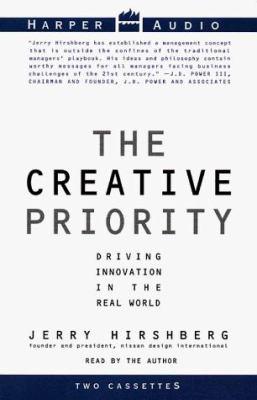 The Creative Priority Audio 9780694519651