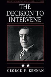 The Decision to Intervene