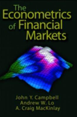 The Econometrics of Financial Markets 9780691043012