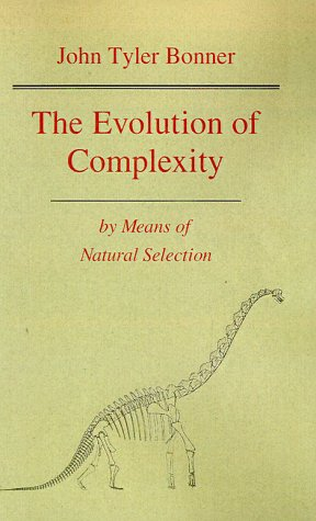 The Evolution of Complexity by Means of Natural Selection 9780691084947