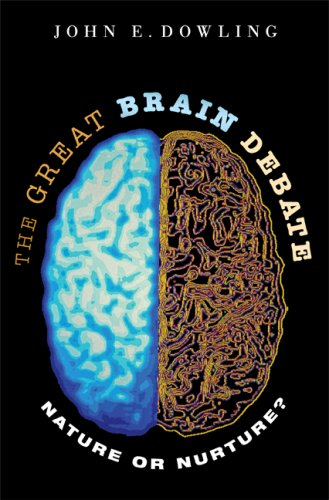 The Great Brain Debate: Nature or Nurture? 9780691133102
