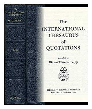 International Thesaurus of Quotations