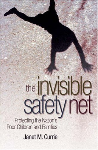 The Invisible Safety Net: Protecting the Nation's Poor Children and Families 9780691122687