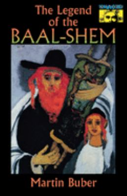 The Legend of the Baal-Shem 9780691043890