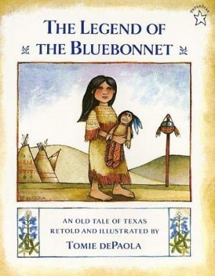 The Legend of the Bluebonnet: An Old Tale of Texas 9780698113596