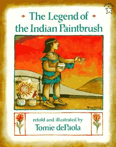 The Legend of the Indian Paintbrush 9780698113602