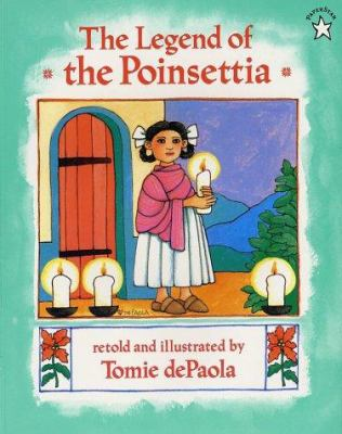 The Legend of the Poinsettia 9780698115675