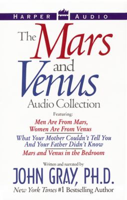The Mars and Venus Audio Collection 9780694515899