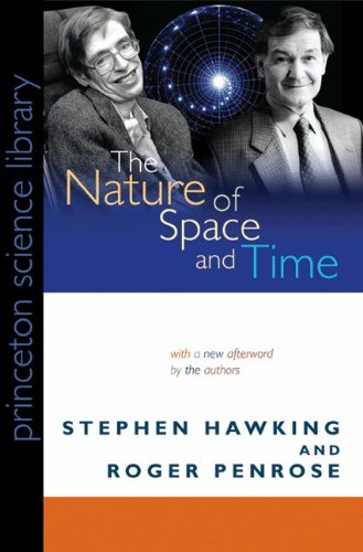 The Nature of Space and Time 9780691145709