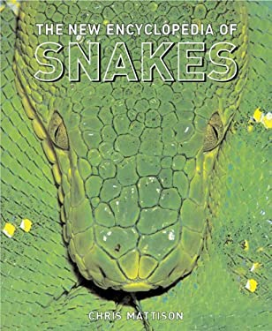 The New Encyclopedia of Snakes 9780691132952