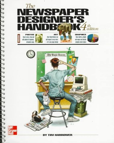 The Newspaper Designer's Handbook 9780697327208
