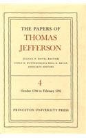 The Papers of Thomas Jefferson, Volume 4: October 1780 to February 1781 - Jefferson, Thomas / McHugh / Harris, Hopkins