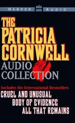The Patricia Cornwell Audio Collection 9780694515936