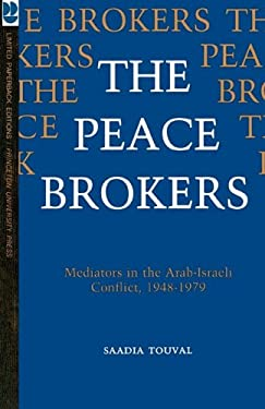 The Peace Brokers 9780691101385