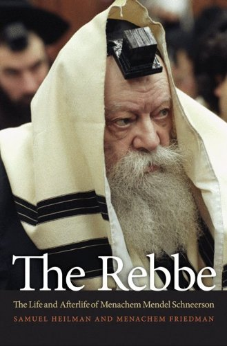 The Rebbe: The Life and Afterlife of Menachem Mendel Schneerson 9780691138886