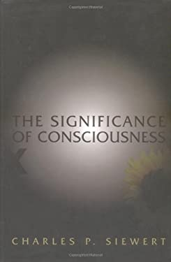 The Significance of Consciousness 9780691027241