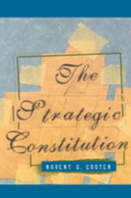 The Strategic Constitution 9780691058641