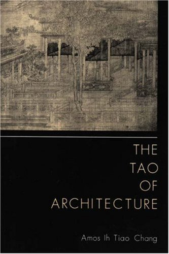 The Tao of Architecture 9780691003306