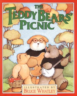 The Teddy Bears' Picnic Board Book and Tape [With 10 Minutes] 9780694700998