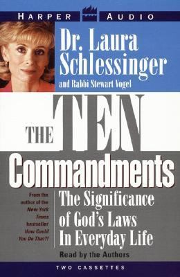 The Ten Commandments 9780694519552