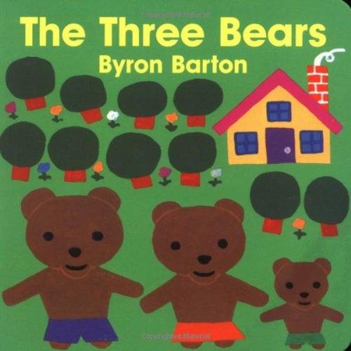 The Three Bears Board Book 9780694009985