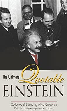 The Ultimate Quotable Einstein 9780691138176