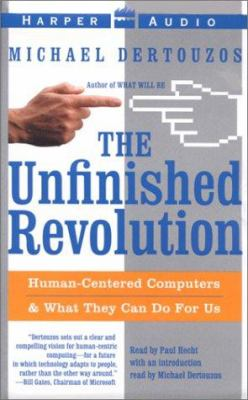 The Unfinished Revolution: The Unfinished Revolution 9780694525034