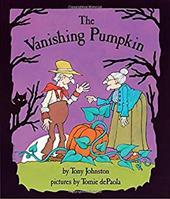 The Vanishing Pumpkin - Johnston, Tony / dePaola, Tomie