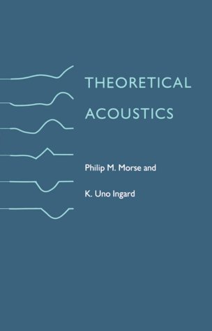 Theoretical Acoustics 9780691024011