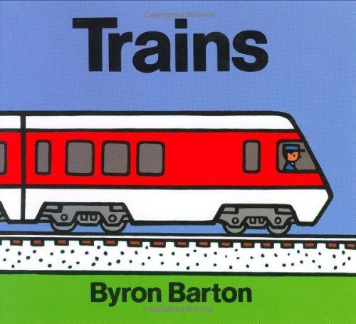 Trains 9780690045345
