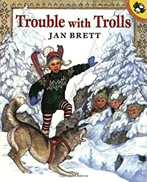 Trouble with Trolls 9780698117914