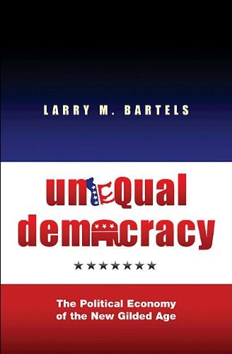 Unequal Democracy: The Political Economy of the New Gilded Age 9780691146232