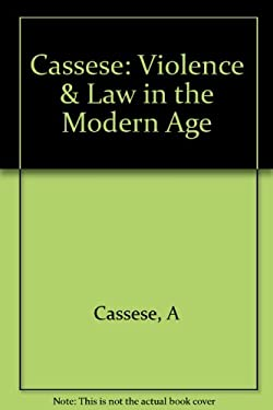 Violence and Law in the Modern Age 9780691077833